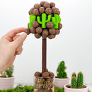 Cactus Malteser Chocolate Tree