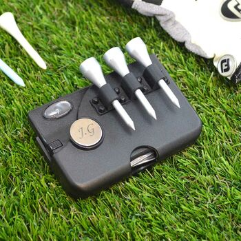 Personalised Golf Multi Function Tool