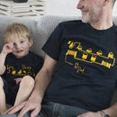 Daddy And Me Science Of Drinks Matching T Shirts