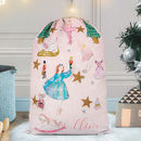 Personalised Santa Sack 'Nutcracker'