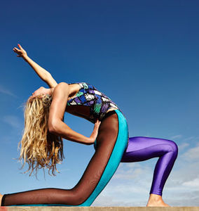 Yoga Meets Vogue. Voga Experience For One