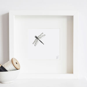 Dragonfly Print - home sale