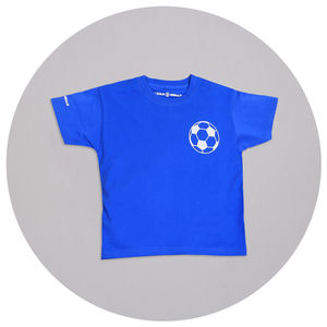 Personalised Football T Shirt