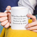 Mother's Day Motherhood Mug