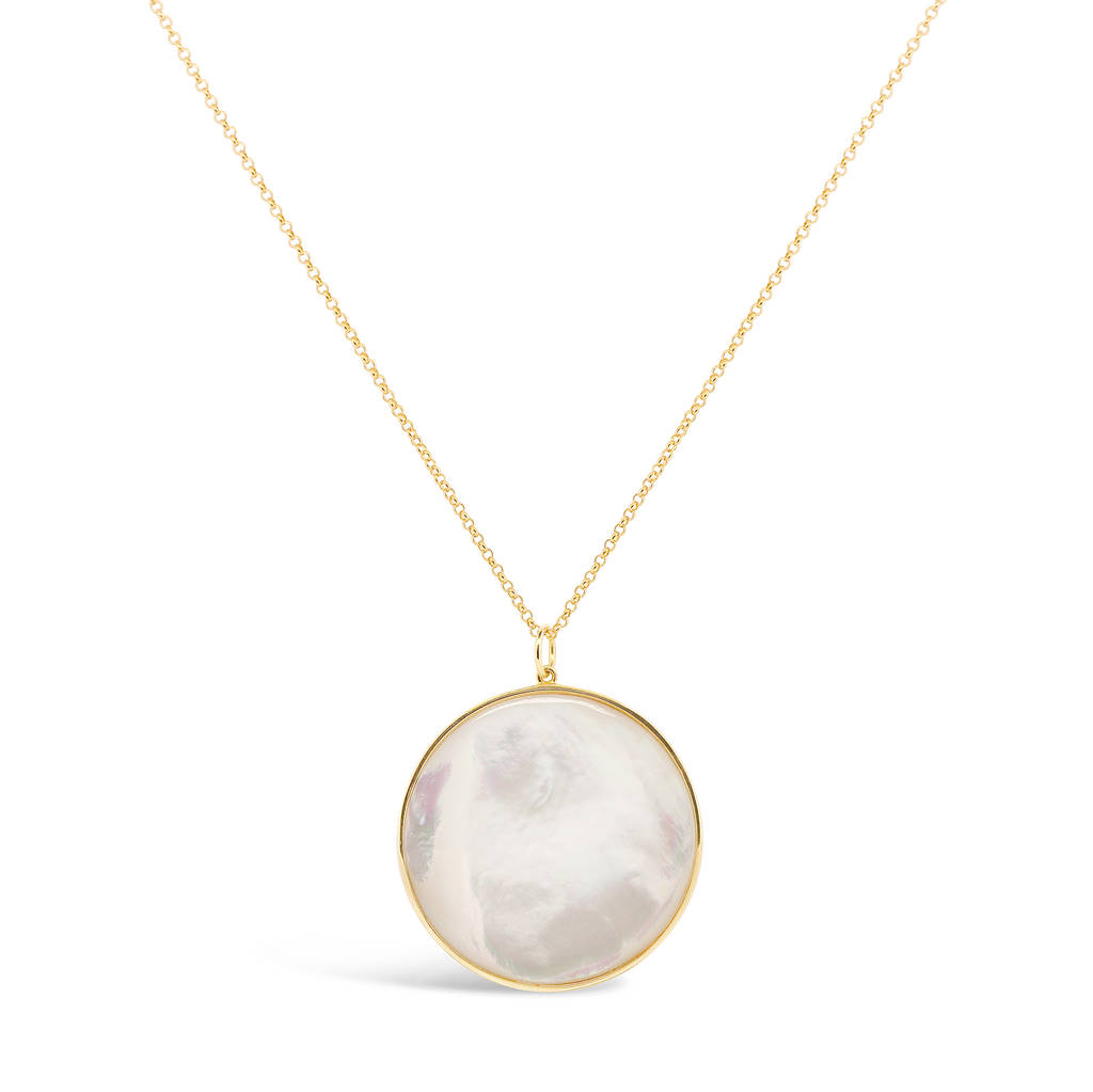 aphrodite crescent topaz square horn bone chain gold charme products pendant necklace zoom jewelry blue white silkiner