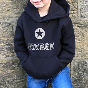 Personalised Children's Star Jumper - clothing