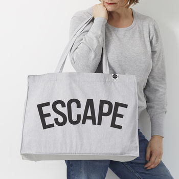 Personalised 'Escape' Bag
