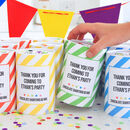 Personalised Make Your Own Biscuit Mix Party Favour