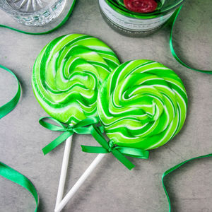 Giant Alcoholic Gin And Elderflower Lollipop - valentine's gifts for her