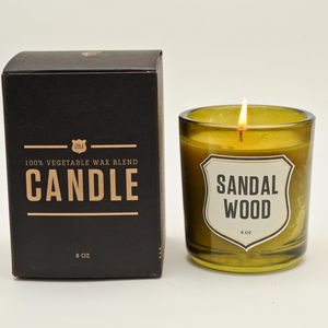 Classic Scented Candle - dining room