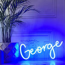 Bespoke Name LED Neon