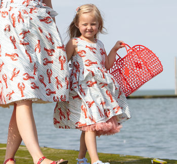 Martha Lobster Dress