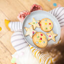Dotty Biscuit Baking Party Bag