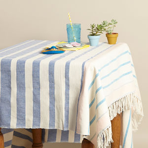 Large Mexican Tablecloth - tablecloths
