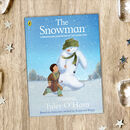 The Snowman™ Personalised Book
