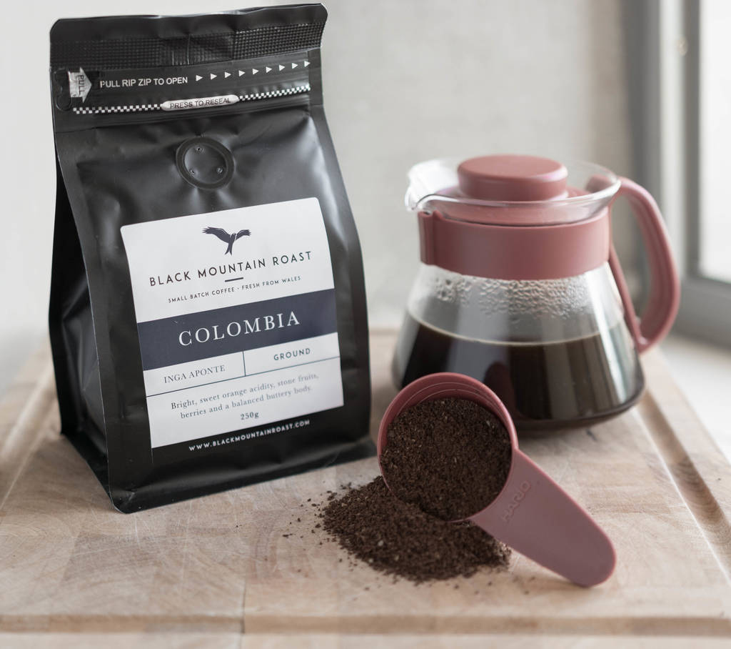 Colombia Inga Aponte Coffee