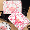 Pomegranate And Rose Petal Turkish Delight Gift Set