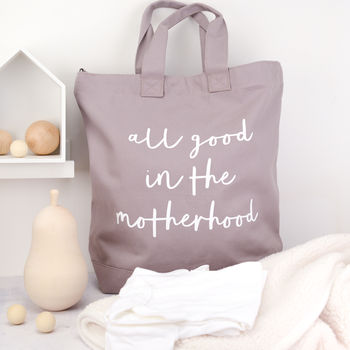 All Good In The Motherhood Baby Changing Bag