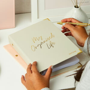 Personalised My Organised Life Planner