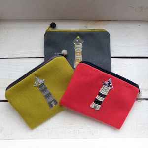 Lighthouse Coin Purse