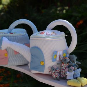 Watering Can Mouse House - toys & games for children
