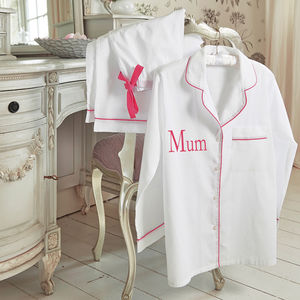 Mum Cotton Pjs For Mother's Day Special Offer - gifts from older children