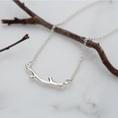 Personalised Branch Necklace