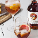 Bordeaux Aged Negroni Craft Gin Cocktail