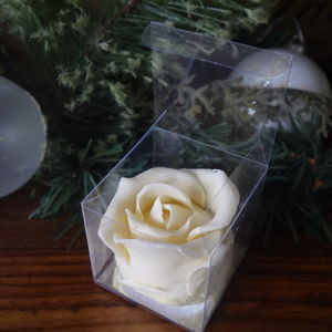 Chocolate Truffle Rose - wedding favours