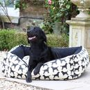 Small Labrador Dog Bed