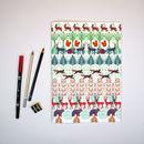 Allegretto Animals A4 Notebook