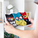 Little Owls Box Of Socks
