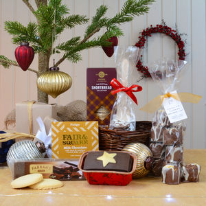Chocolate Indulgence Hamper - hampers