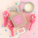 Personalised 'New Baby Girl' Mini Celebration Box