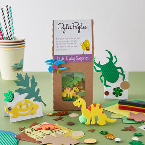 Dinosaur Craft Party Bag