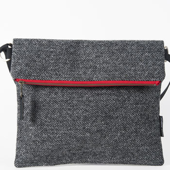 Explorer Messenger Charcoal