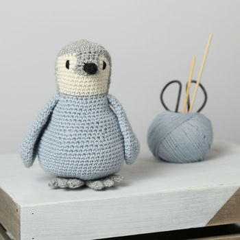 Poppy The Penguin Crochet Kit
