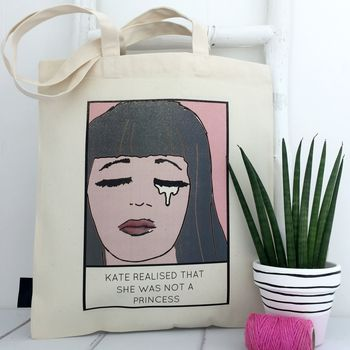 'Not A Princess' Bag