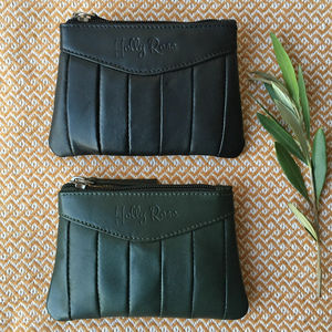 Women's Soft Leather Coin Purse