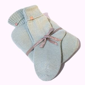 Alpaca Frost Hottie And Socks Can Be Personalised - mum & baby gifts