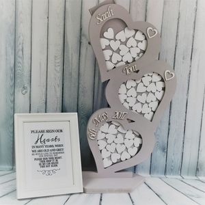 Wedding Guest Drop Box Guest Book