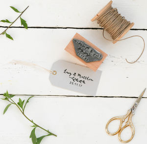 Wedding Favour Natural Sprig