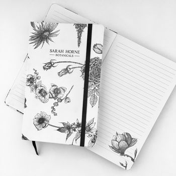 Floral Decadence Notebook