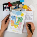 Personalised Family Yearbook Family Memory Book