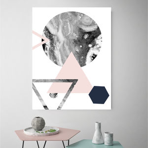 Marble, Canvas Art - refresh your home