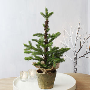 Mini Artificial Christmas Tree - christmas trees