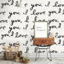 I Love You I Love You Wallpaper Set Of Three Rolls