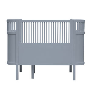 Forest Lake Blue Baby And Junior Cot Bed - beds