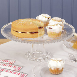 Bella Perle Christmas Cake Stand - winter sale