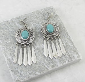 Dreamcatcher Charm Earrings